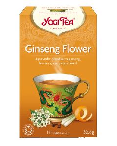 Yogi Tea Ginseng Flower Bio 30.6 gr