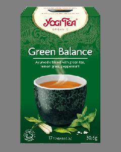 Yogi Tea Green Balance Bio 30.6 gr