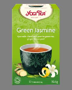 Yogi Tea Green Jasmine Bio 30.6 gr