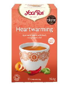 Yogi Tea Heartwarming Bio 30.6 gr