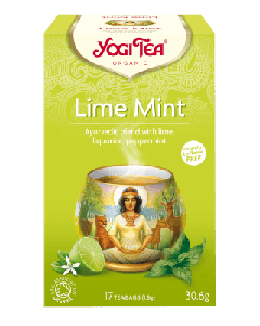 Yogi Tea Lime Mint Bio 30.6 gr