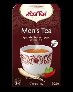 Yogi Tea Men's Bio 30.6 gr