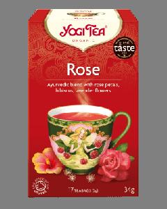Yogi Tea Rose Bio 34 gr