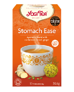 Yogi Tea Stomach Ease Bio 30.6 gr