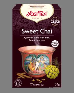 Yogi Tea Sweet Chai Bio 34 gr