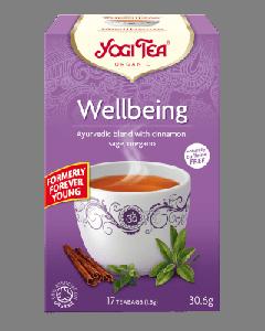 Yogi Tea Wellbeing Bio 30.6 gr