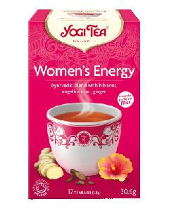 Yogi Tea Women's Energy Bio 30.6 gr