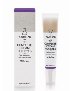 Youth Lab CC Complete Cream SPF30 for Eye All Skin Types 15 ml