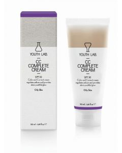 Youth Lab CC Complete Cream SPF 30 Oily Skin 50 ml