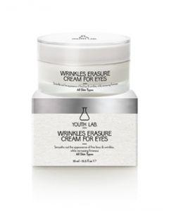 Youth Lab Wrinkles Erasure Cream for Eyes All Skin Types 15 ml