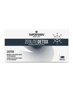 Superfoods Zeolite Detox 60 tabs