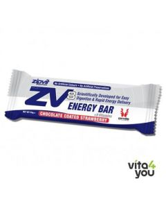 Zipvit Zv8 Energy Bar chocolate coated strawberry 55 gr