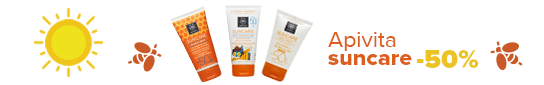 Apivita suncare offer