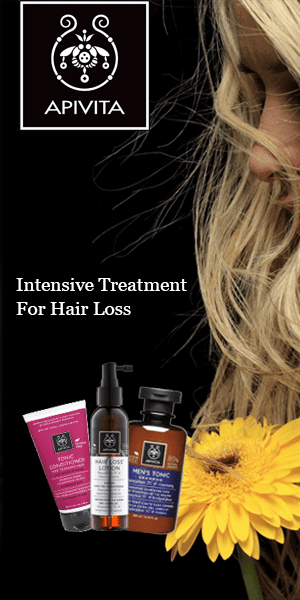 Apivita Hair Loss