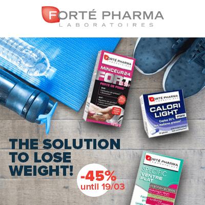 Forte Pharma offer