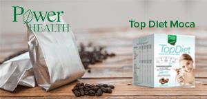 Power Health Top Diet Moca 350 gr