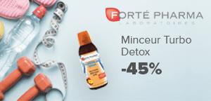 Forte Pharma Turboslim Drink 500 ml Peach
