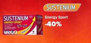 Menarini Sustenium Energy Sport 10 sachets